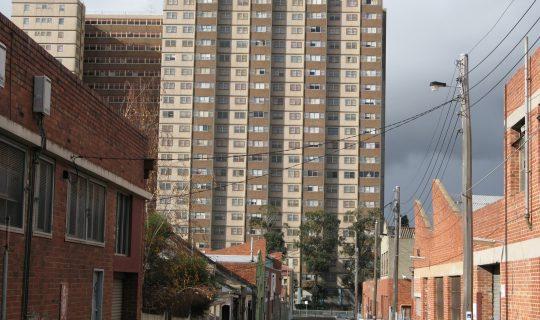 Melbourne Public Housing Lockdown