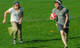 Quidditch Returns