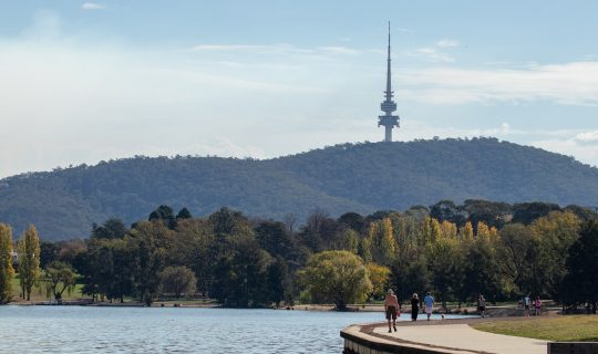 Whats Going On in Canberra?
