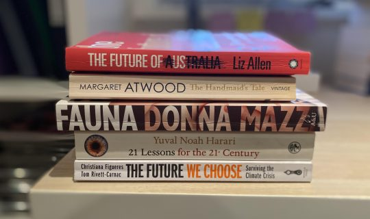 Bunch Of Books: What the Future Holds (Ep 14)