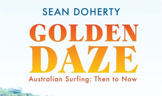 Sean Doherty's Golden Daze