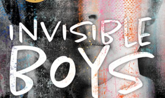 Invisible Boys Turning To A Visual Experience