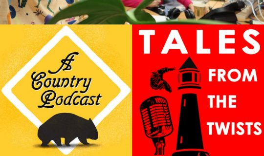 Pick A Pod: A Country Podcast & Tales from the Twists (Ep 5)