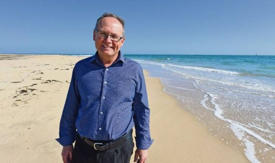 On the Record: Minister David Templeman