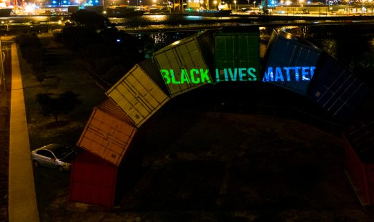 Matters of Appearance: Black Lives Matter and Decolonising Visual Culture in Nyungar Boodjah