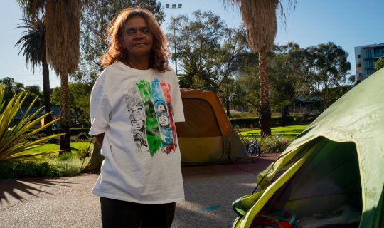The front line of an ongoing public health emergency – Investigating Aboriginal homelessness in WA for Homelessness Week