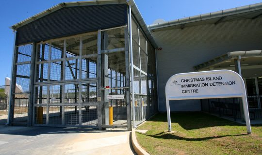 Detaining Detainees' Phones?