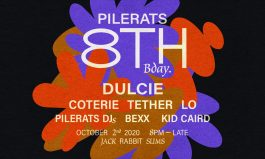 Pilerats celebrate eight years with local music birthday bash