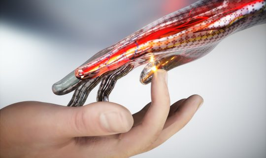 Electronic and Artificial Skin