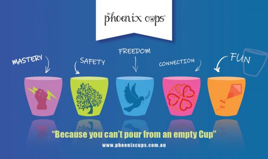 The Phoenix Cup is Half Full