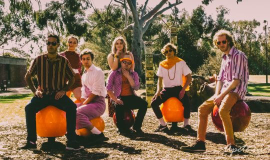 PREMIERE: A freshly squeezed new tune from Violet Orange brings an upbeat vibe to Perth