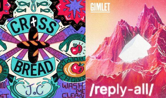 Pick A Pod: Crossbread & Reply All (Ep 9)