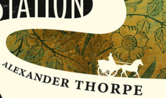 Death Leaves the Station – Alexander Thorpe