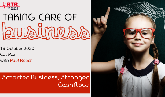 Taking Care of Business: Smarter Business, Stronger Cashflow