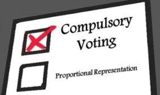 Compulsory Voting – Professor Lisa Hill