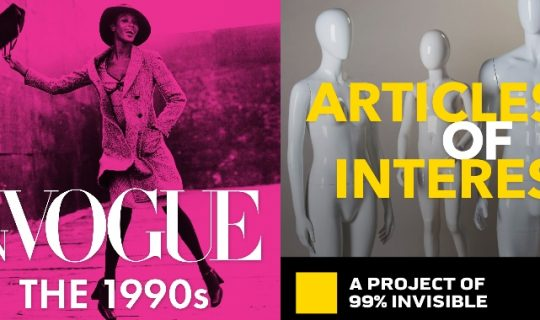 Pick A Pod: In Vogue – The 1990s & A Fantasy of Fashion (Ep 10)